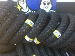 Michelin Off Road Motorcycle tyres