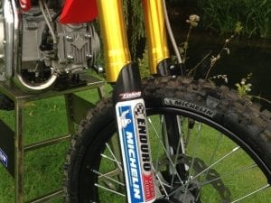 Endurotyres WPB Bike fork