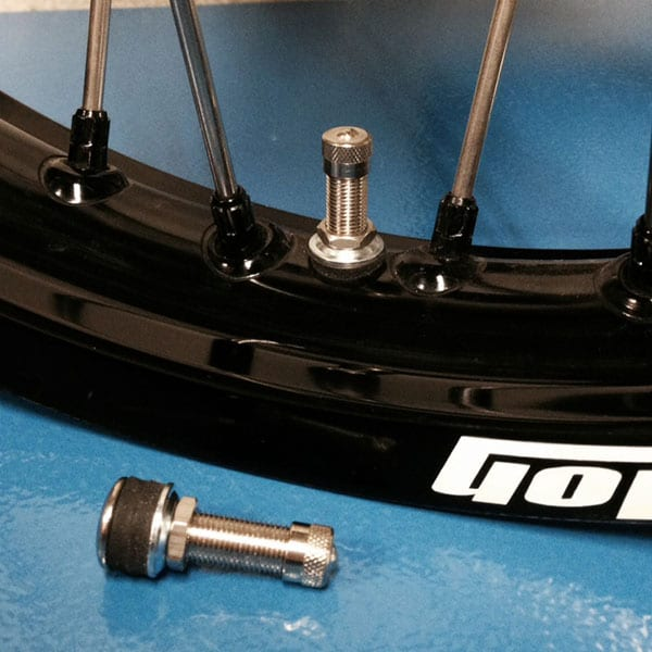 Web bolt-in valves