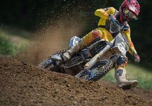 Jack Booker Enduro rider