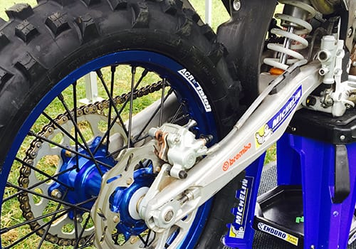 Michelin Competition Enduro Tyre