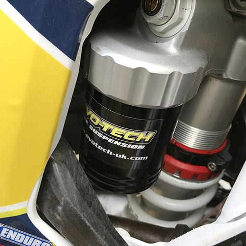 Evotech engine & suspension