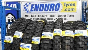 Buy motorcycle tyres online with Endurotyres.com