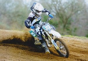 Tom Armstrong MX rider