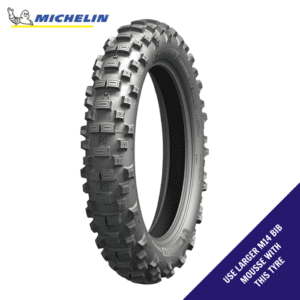 Michelin Enduro Medium rear