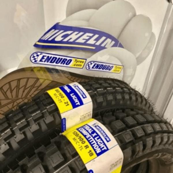Michelin Trial X Light