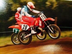 1980s Enduro Moto Races