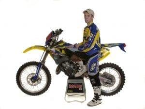 Daryl Bolter Enduro 2001