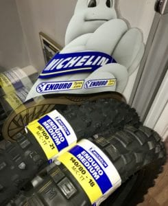 Enduro Tyres combo deal