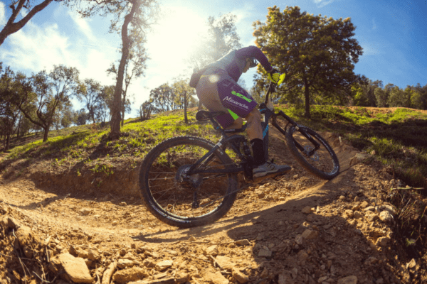 Enduro mountain bike tyres