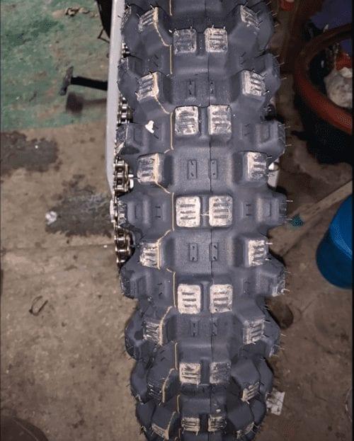 Michelin Tracker Tyres