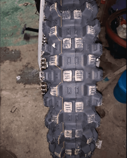 Michelin Tracker Tyres