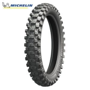 100/100 - 18 M/C 59R Michelin Tracker - Rear