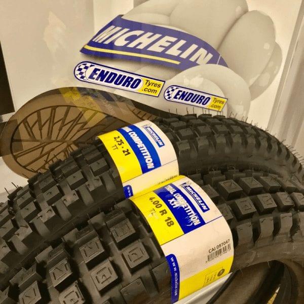 Michelin Trial Comp X11