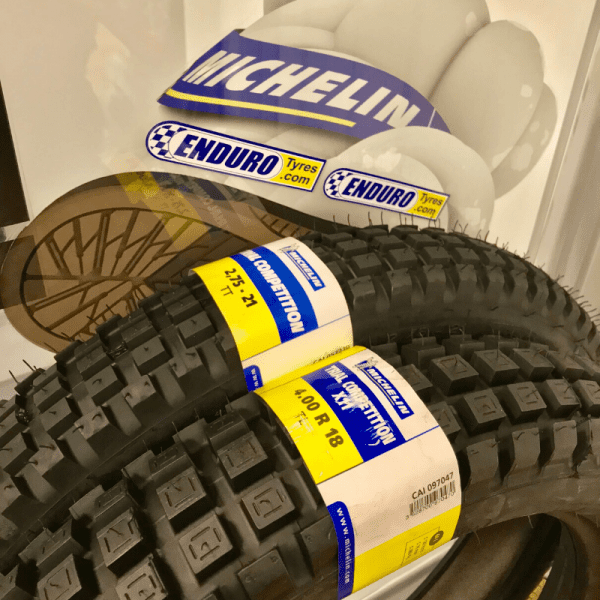 Michelin Trial Comp X11