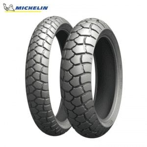 Michelin Anakee Adventure rear