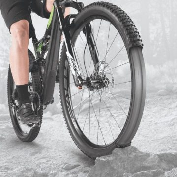 CushCore suspension system provides puncture proof riding