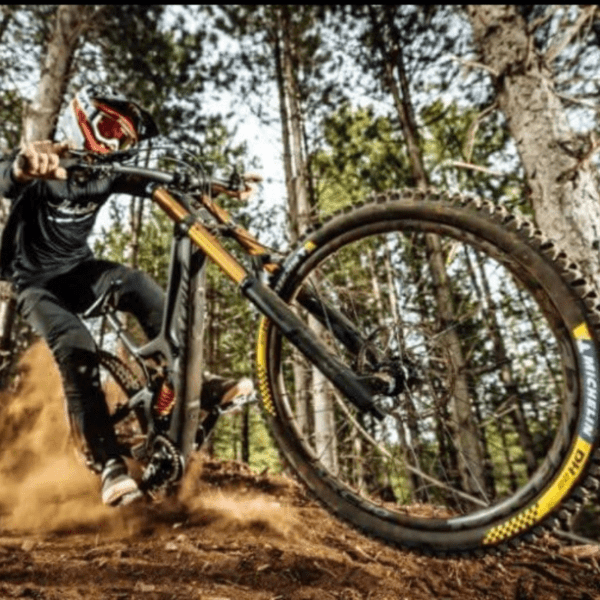 Michelin DH22 downhill tyres