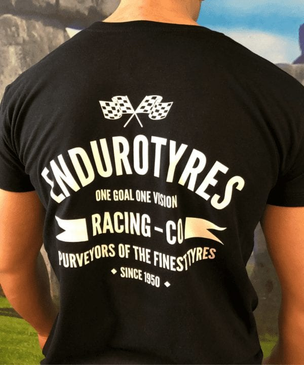 Enduro tyres t-shirt