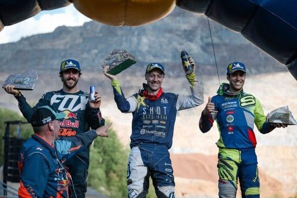 Michelin Xtrem podium winners