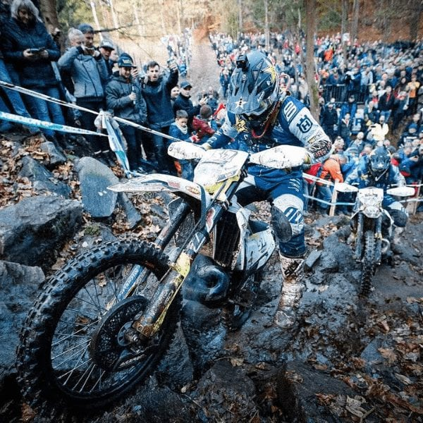 Billy Bolt using Michelin Xtrem