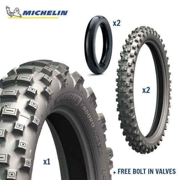 Michelin Xtrem Combo Deals