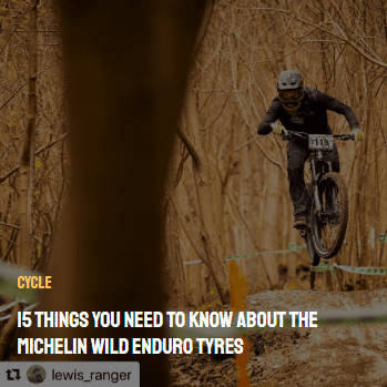Michelin Mountain Bike Tyres | The Expert Guide | Endurotyres