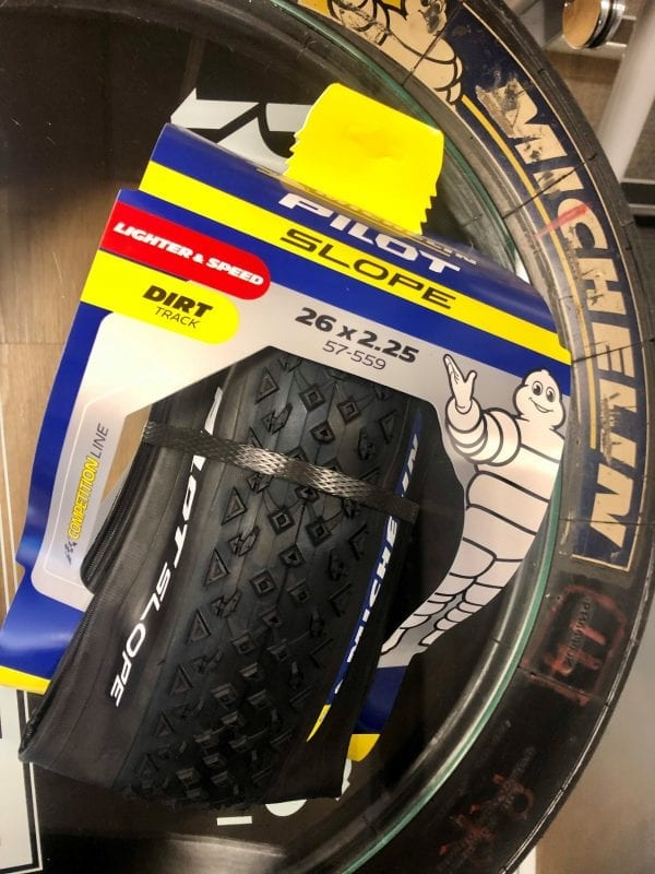 Michelin Pilot Slope | Mountain Bike Tyres | Endurotyres.com