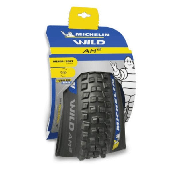 Michelin Wild AM2 Competition Line   MTB Tyres   Endurotyres.com