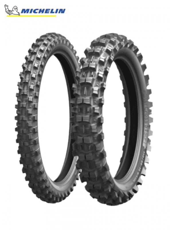 Michelin Starcross 5 Soft Combo Deals | Endurotyres.com